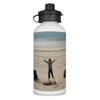 Customised Printed Water Bottle with your own Photo