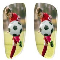 Personalised Custom Shin Pad Shin Guards -  Kids  Thumbnail