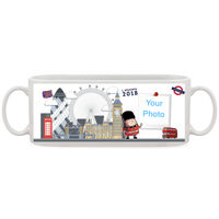 Personalised-London-Photo-Mug Thumbnail
